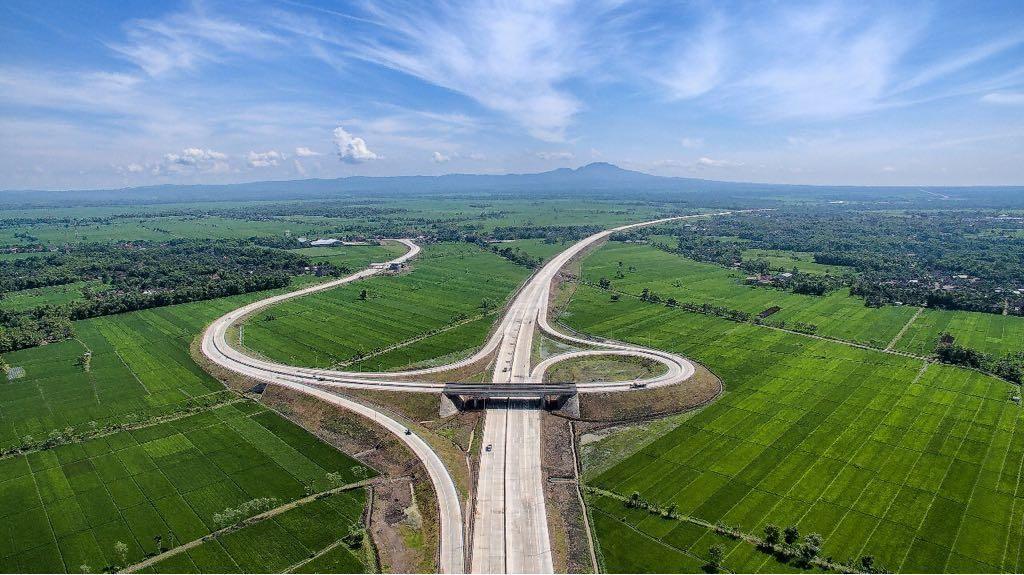 Lulus Evaluasi, Tol Ngawi-Wilangan Siap Diresmikan Jokowi