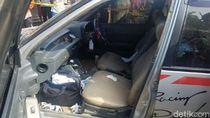 Jasad Pasutri Ditemukan Dalam Mobil di Tepi Pantura Tegal