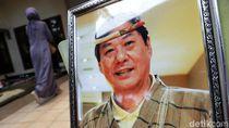 Chef Harada Sempat 4 Kali Operasi Besar Sebelum Meninggal