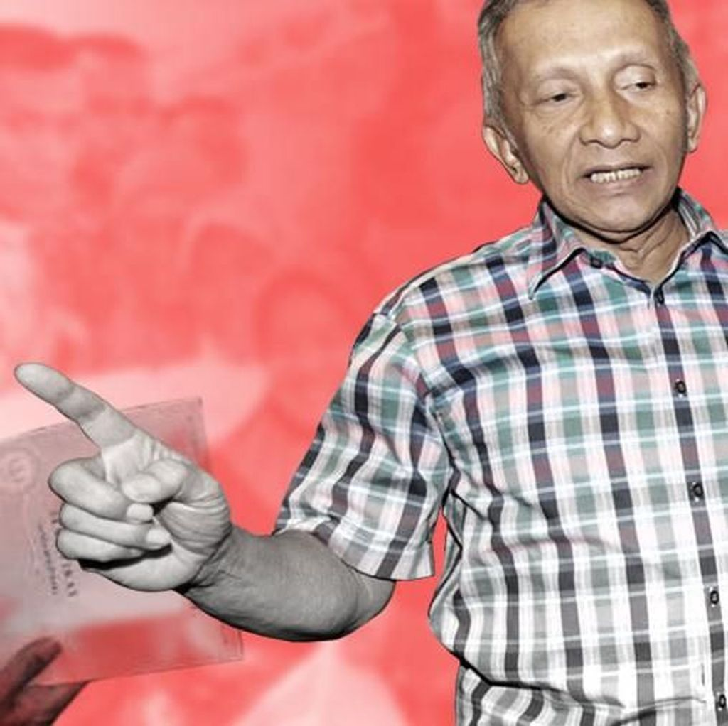 Aktivis Kehutanan dan Mantan Pendiri PAN Koreksi Amien Rais