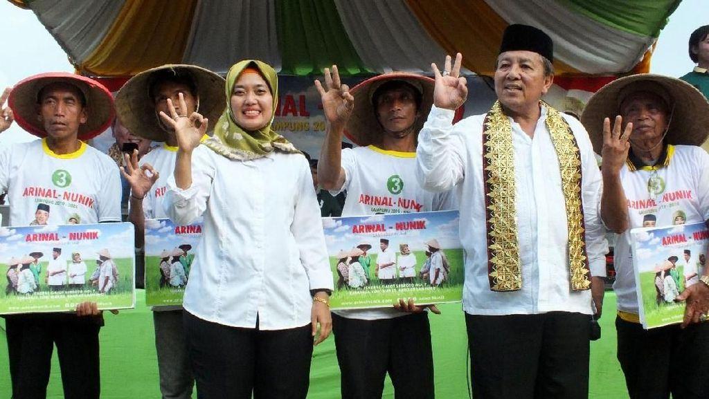Ini Strategi Cawagub Nunik supaya Warga Lampung Gampang Cari Kerja