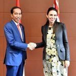 Jokowi ke PM Selandia Baru: Perkebunan Sawit Libatkan 17 Juta Orang