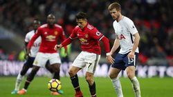 Dier: Main Wembley Takkan Untungkan Spurs Saat Hadapi MU di Piala FA