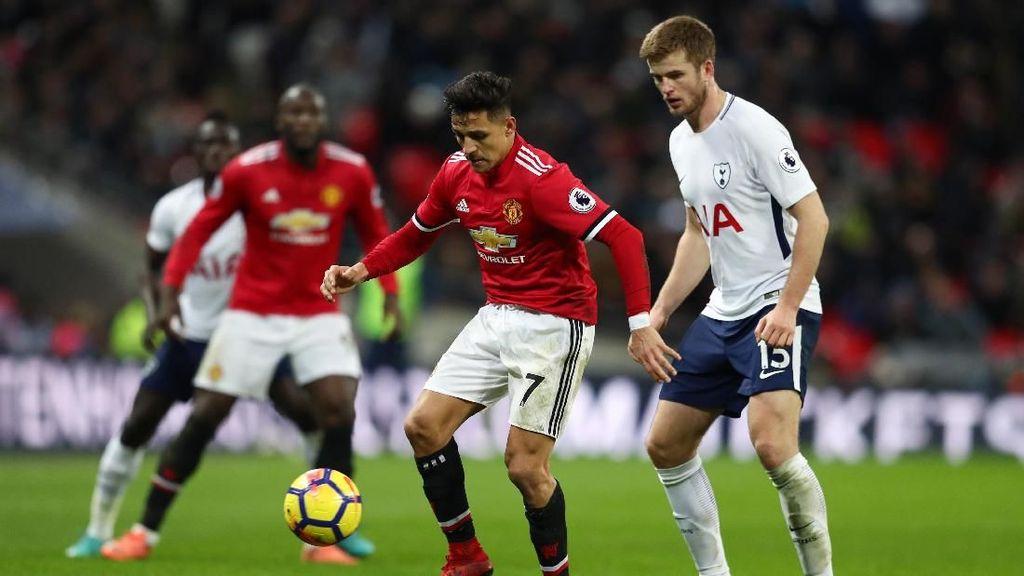 Dier: Main di Wembley Takkan Untungkan Spurs Saat Hadapi MU di Piala FA