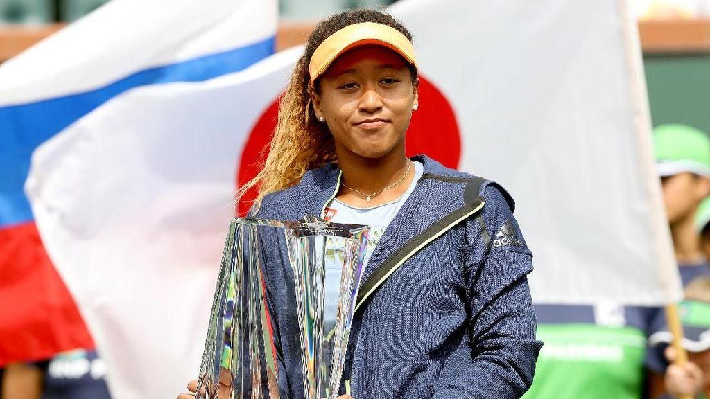 Osaka Juara Usai Kalahkan Kasatkina