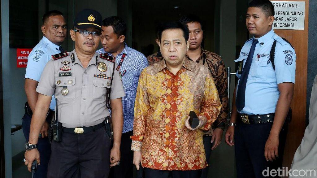 Novanto Akui Terima Richard Mille, Tapi Dikembalikan karena Rusak