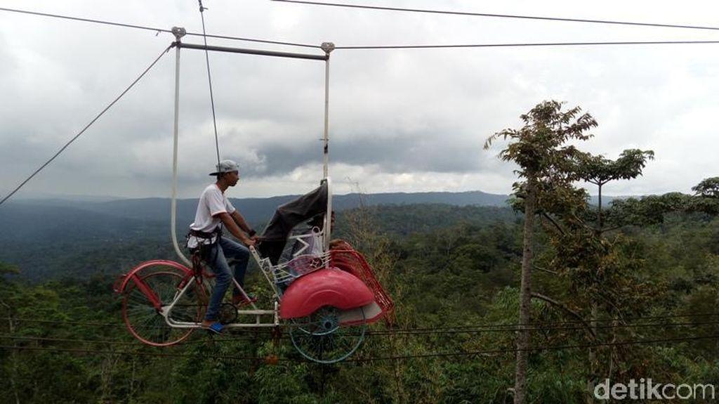 Tempat Instagenic Sekitar Semarang, Coba ke Bukit Srobi