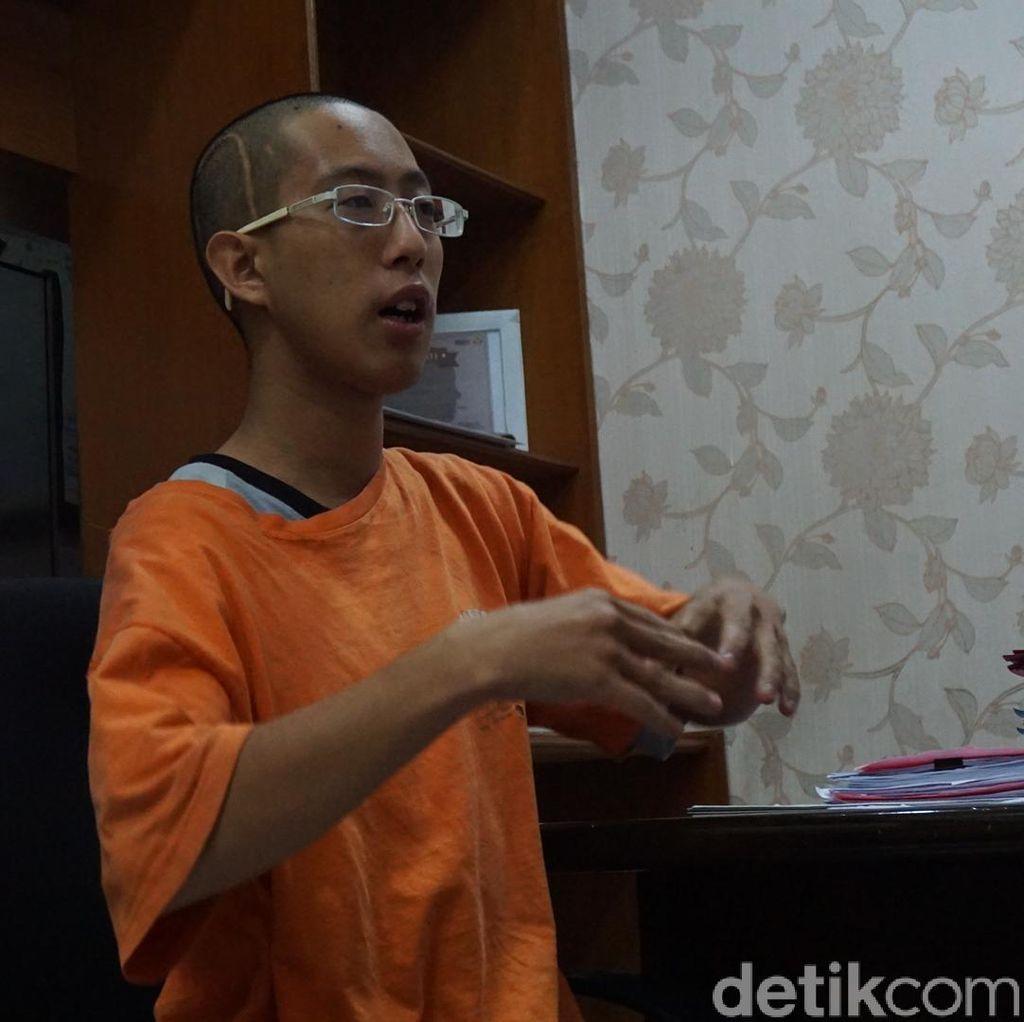 David Pemasang Cincin di Bandung Diduga Berkebutuhan Khusus