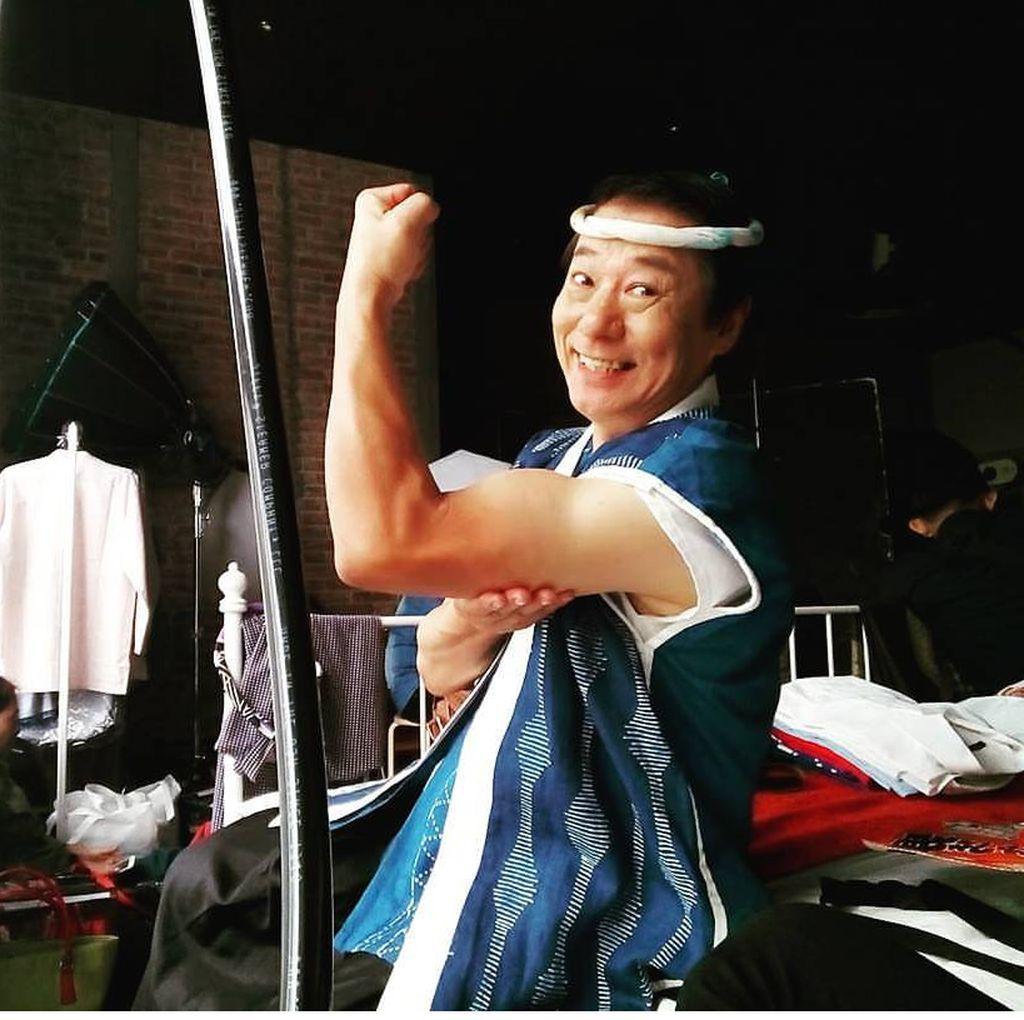 Sebelum Meninggal, Chef Harada Berjuang Lawan Penyakit Virus Lambung
