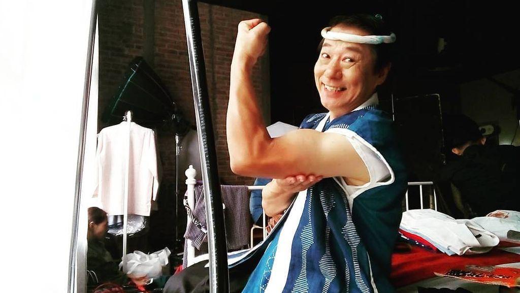 Sebelum Meninggal, Chef Harada Berjuang Lawan Penyakit Otot Virus Lambung