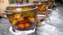 Sup 5 Sayuran Racikan Wong Solo Ini Diyakini Sembuhkan Kanker