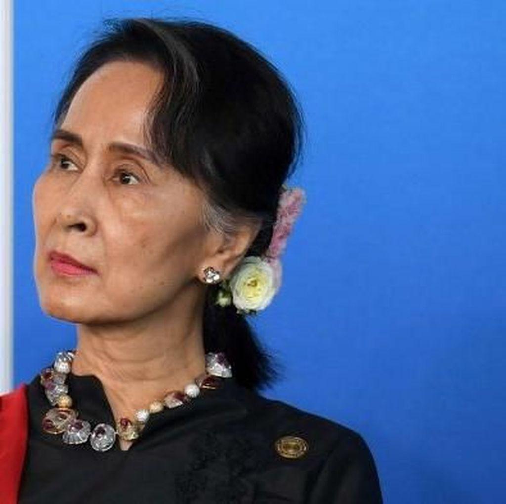 PM Australia Ungkap Suu Kyi Cari Dukungan Soal Rohingya
