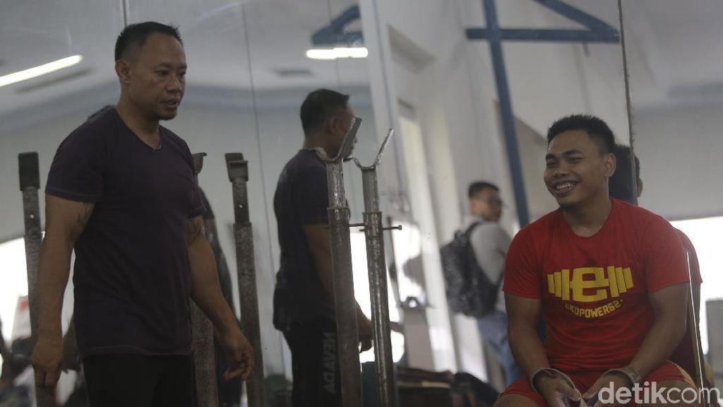 Pelatnas Nomaden, Eko Yuli Tamatkan SMA Lewat Kejar Paket C