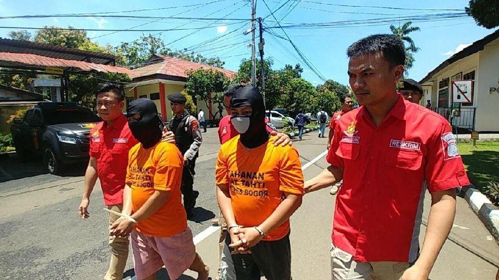 2 Pembunuh Marketing WO di Bogor Ternyata Saudara Kembar