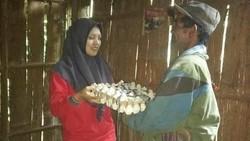 Inspiratif! Berbagi Telur untuk Lenyapkan Kusta di Kabupaten Gowa