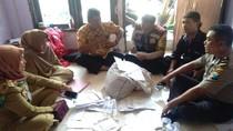 Teka-teki Penaruh Karung Berisi 643 KIP di Tempat Laundry