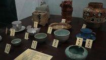 Keramik Jaman Old Sampai Jaman Now Ada di Museum Ini