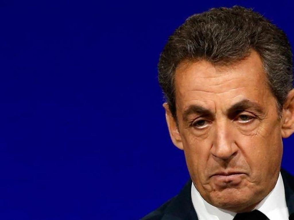 Eks Presiden Prancis Sarkozy Ditangkap Terkait Kasus Dana Kampanye