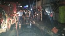 3 Unit Toko di Probolinggo Terbakar, Api Berhasil Dipadamkan