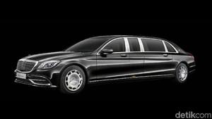 Mobil Mewah Para Presiden
