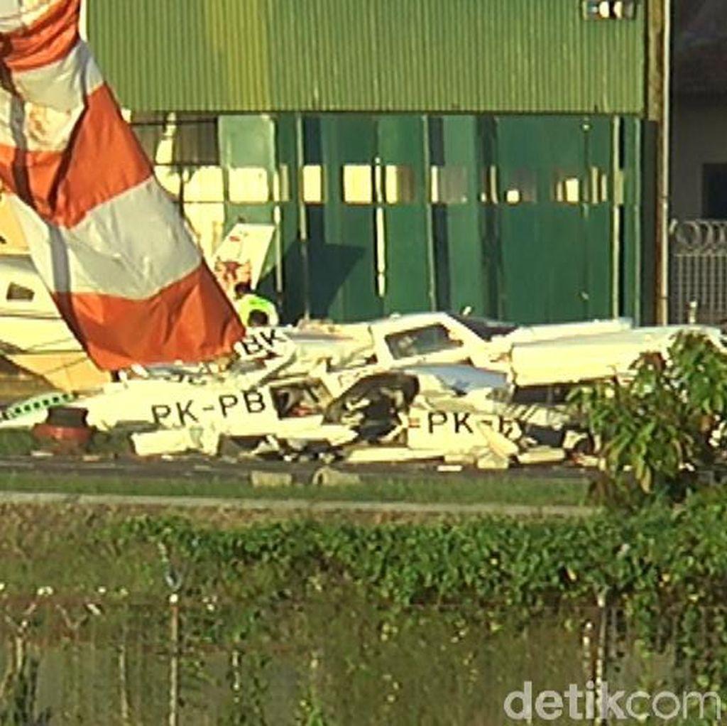 Pilot Pesawat yang Jatuh di Semarang Akan Dimakamkan di Malang