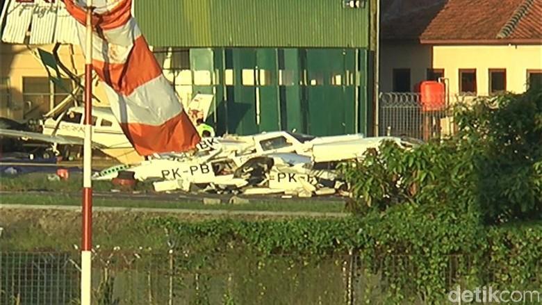 Pilot Pesawat yang Jatuh di Cilacap Akan Dimakamkan di Malang