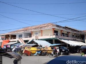 Ada Adas, Jagung, Ikan Serba Segar di Pasar Sentral Gorontalo