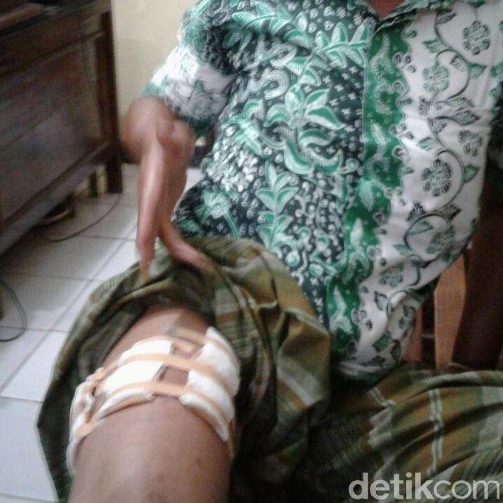 Anggota Satpol PP Rembang Tertembak Saat Berkelahi dengan Tetangga