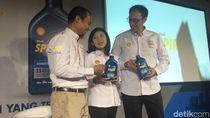 Shell Luncurkan Pelumas Khusus Mobil Matik