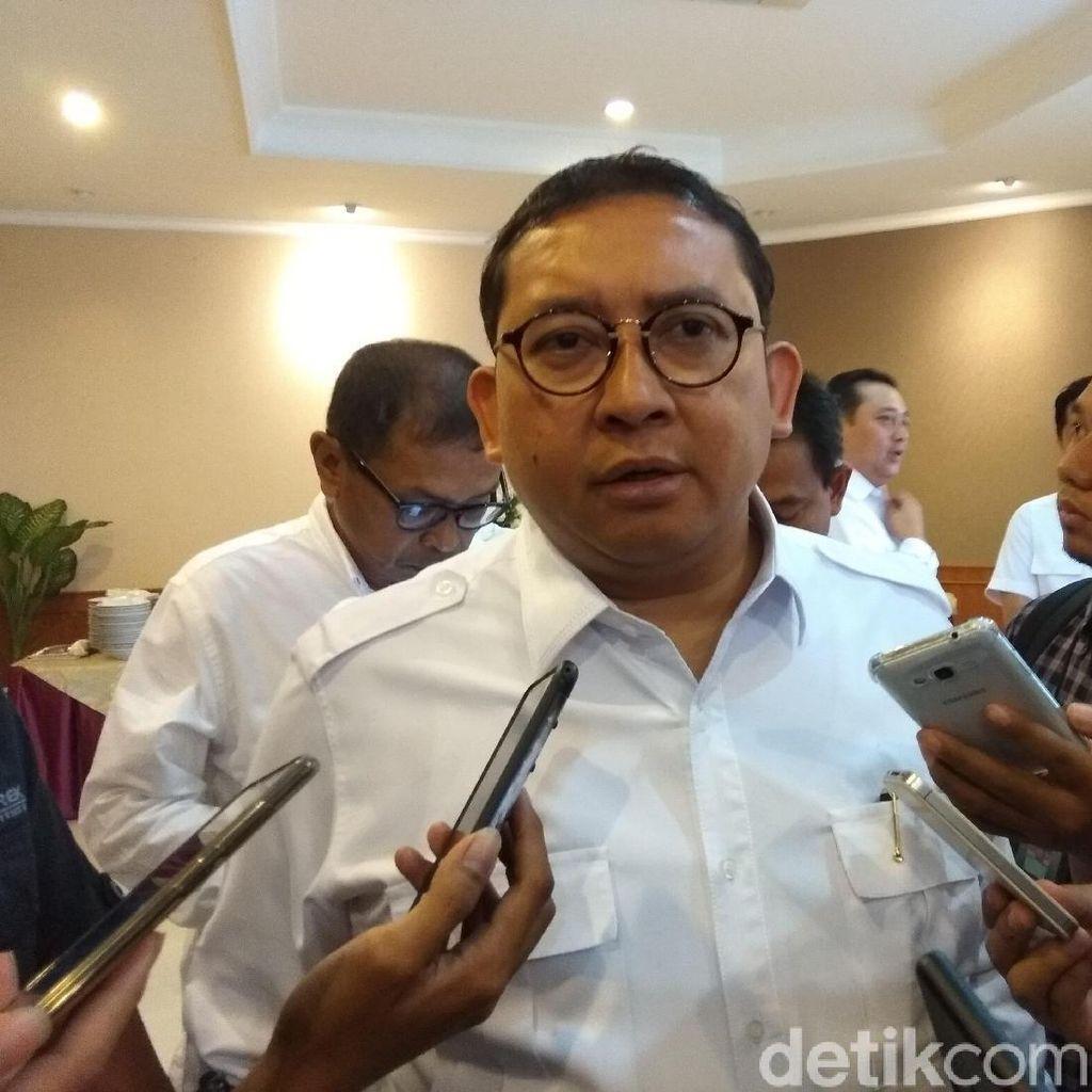 Sindir Soal TKA, Fadli: Tolong Ada yang Ajari Jokowi Politik