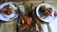Ke Banyuwangi, Yuk Makan Siang Tongseng Belut dan Pepes Uling