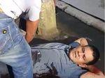 Bandar Narkoba Ditembak di Pinggir Jalan Jadi Tontonan Warga Medan