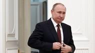 Putin Menang Pilpres Rusia, Ucapan Selamat dari Barat Sepi
