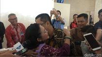Foto: Mesranya Titiek-Mahyudin di Tengah Ribut Kursi Pimpinan MPR