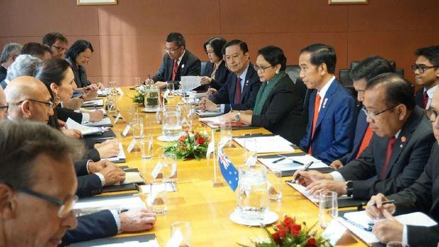Pertemuan bilateral berjalan lancar dan produktif