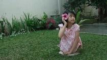 Ini Bulan, Bocah Difabel yang Minta Kursi Roda ke Jokowi