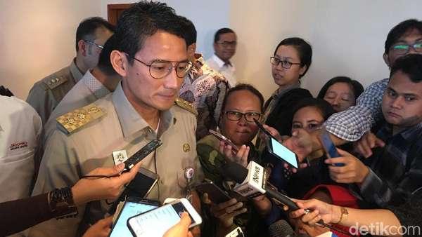 Eks Karyawan Alexis Nganggur, Sandi: Bisa Gabung OK OCE
