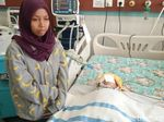 Derita Bayi Calista: Dibenturkan ke Tembok dan Dipukul Ibunya