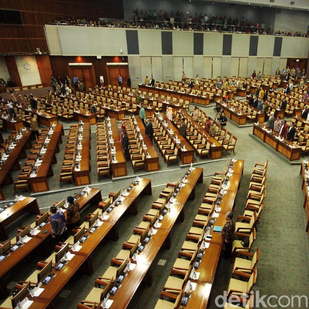 Akhirnya! PDIP Dapat Jatah Pimpinan DPR