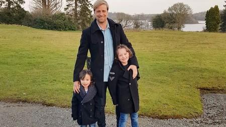 Kian Westlife dan Kesibukannya Jadi Ayah Tiga Anak