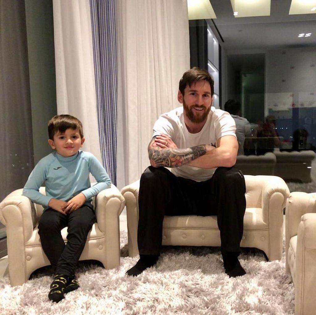 Perubahan Besar Messi Setelah Jadi Ayah