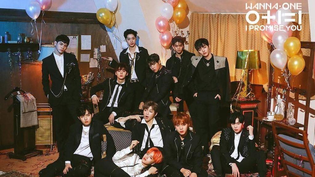Wanna One dan BTS Masih Jadi yang Paling Populer di Korea Selatan