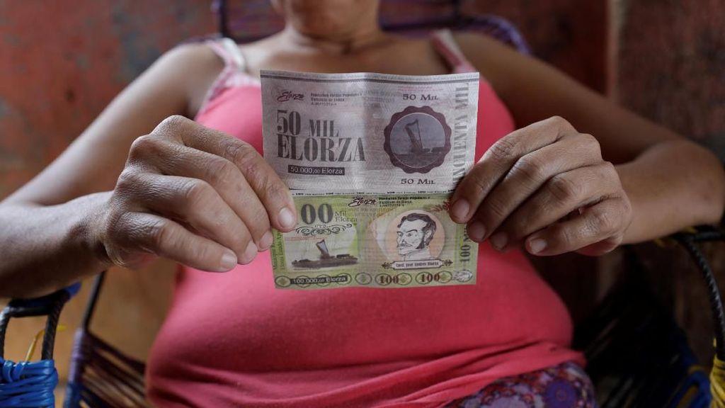 Elorza, Kota di Venezuela Bikin Mata Uang Sendiri