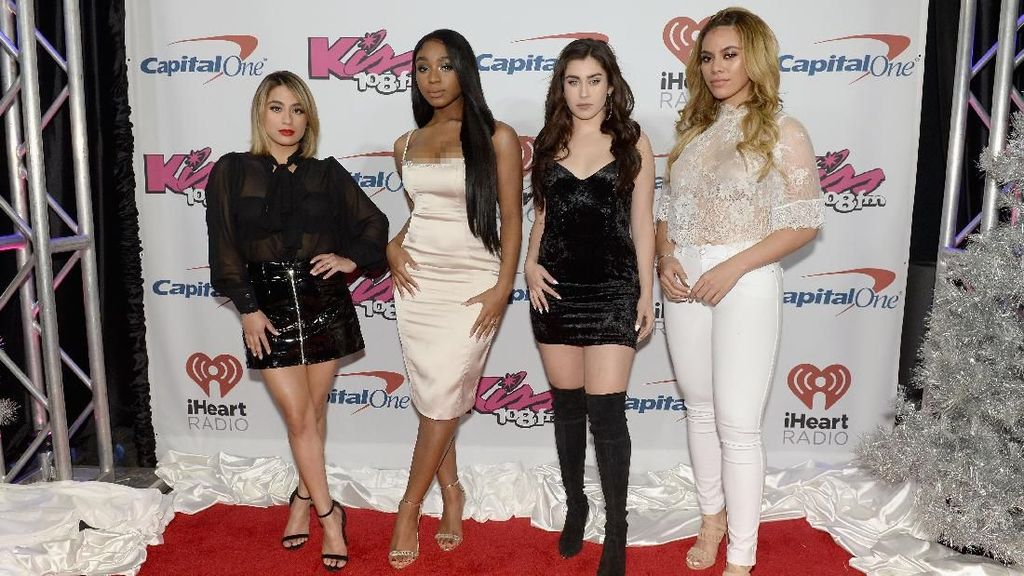 Hiatus, Klip Fifth Harmony Banjir Like di YouTube