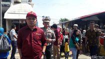 Ombudsman Duga Ada Maladministrasi Terkait Penataan PKL Tn Abang