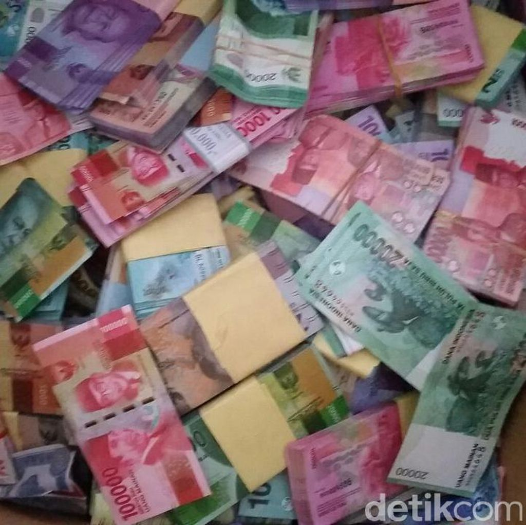 Ini Uang Mainan Rp 4,5 M yang Dipakai Nasabah Bayar Utang ke Bank