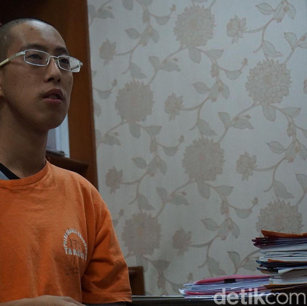 Jeratan 7 Tahun Penjara Intai David Pemasang Cincin Horor