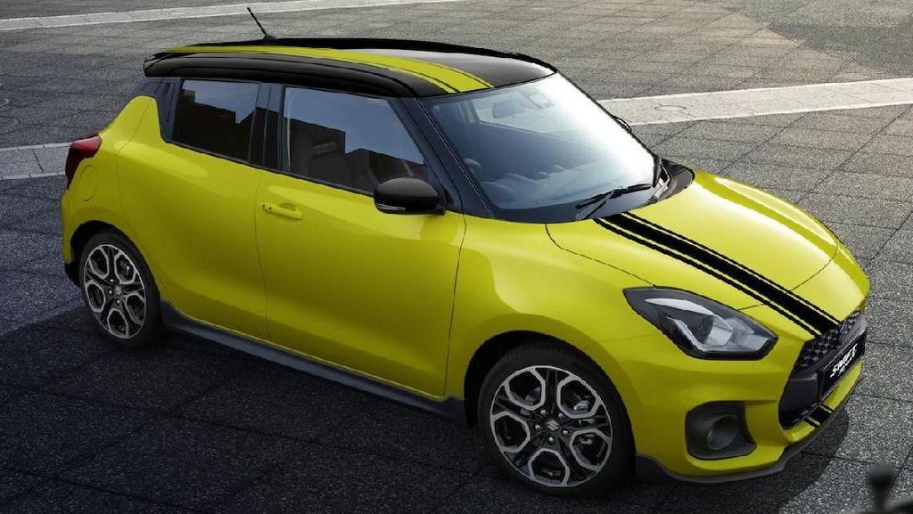 Suzuki Swift Khusus untuk Balap