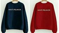 Marak Kasus Selingkuh, Kaus Anti Pelakor Ramai Dijual di Online Shop