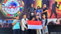 Mahasiswa UGM Raih Emas di Kejuaraan Jiu-jitsu di Thailand